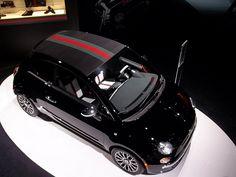 2012 Fiat, Gucci - I love my Car! Fiat 500c, Fiat Abarth, Fiat 500 Gucci, 2012 Fiat 500, Custom Hot Wheels, Top Cars, Love Car, Cute Cars, First Car