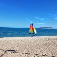¡Condición del trafico de miercoles en #SanFelipe! ¡Feliz mitad de semana!  Aventura de peterjricci — in Malecon San Felipe, BCN. #beach #sea #seaside #MardeCortes #Baja #vacation #enjoy #sand #paradise #Mexico