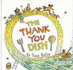 """""""It's dinnertime at Grace's place. """"Thank you, alpaca,"""" says Grace. """"Alpaca,"""" asks Mama. """"Why would you thank an alpaca? This simple, charming and heartwarming book is a celebration of dinnertime and family time, and a child-friendly explanation of the value of community, sharing and … gardening! """" #awardwinning Earned CBCA Book of the Year Notables, Early Childhood!"""