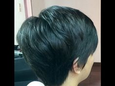 PIxie Haircut / Corte de pelo Pixie / Como hacerlo / paso a paso /Pixie cut - YouTube