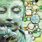 Female Buddha images | Female Buddha Paintings - Be by Susan Fisher