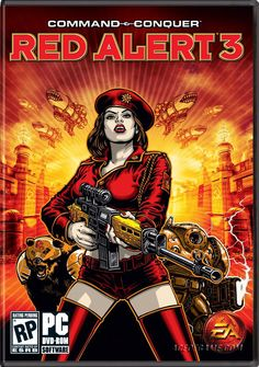 Command and Conquer- Red Alert