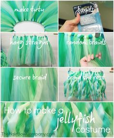 Lots of kids want to be animals for Halloween. We've seen cats, bunnies, and puppies... but have you ever seen a jellyfish?!