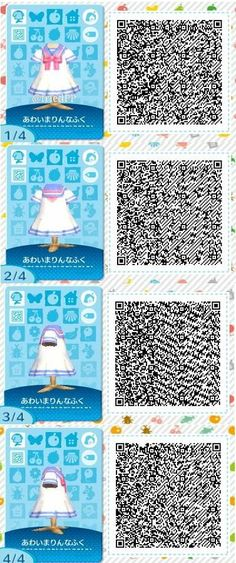 Hashtag # My Design - Animal Crossing - Animals Animal Crossing Memes, Animal Crossing Qr Codes Clothes, Sanrio, Motif Acnl, Ac New Leaf, Animal Games, Magical Girl, Cute Baby Animals, Pokemon Cards