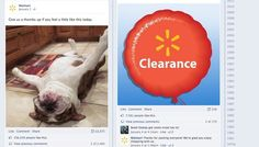 How Walmart uses Pinterest, Facebook, Twitter and Google+ | 2013