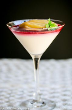 Vanilla Pear Raspber