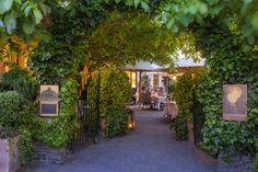 Genießerhotel Landhaus Bacher   Genießerhotels und -Restaurants Bacher, Austria, Restaurants, Arch, Sidewalk, Hotels, Travel, Farmhouse, Longbow