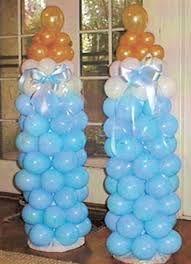 Resultado de imagen para decoraciones de baby shower de niño