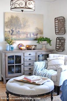 366 Best Spring Decor Images In 2019 Diy Ideas For Home Homemade - A-contemporary-home-blessed-with-some-rustic-magic