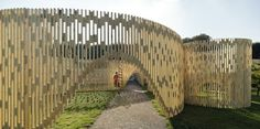 Trylletromler / Fabric Architecture