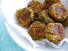 Vegetarische groenteballetjes