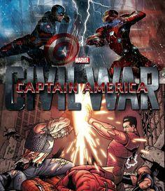 "Agent of MARVEL: Nuevos spoilers de ""Capitán América: Civil War"""