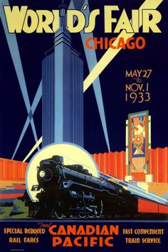 art deco posters | Posted by Terri Scott at 8:57 AM