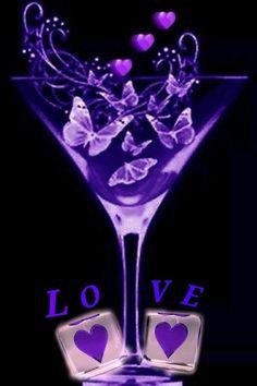 Purple Love, All Things Purple, Shades Of Purple, Deep Purple, Pink Purple, Purple Candy, Purple Hearts, Butterfly Wallpaper, Butterfly Art