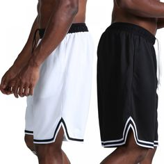 GenericMen Casual Low Rise Sports Soft Running Training Short Pants