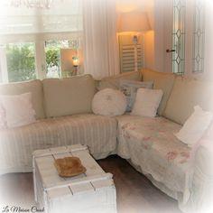 romantische veranda / romantic porch / shabby chic porch | Porches ...