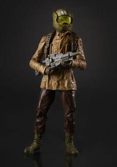 *COMING SOON Star Wars Black Series 6 Inch Action Figure Wave 3 - Resistance Trooper
