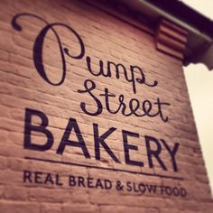 Pump Street Bakery in Orford, Suffolk Sausage Rolls, Old Signs, Bread And Pastries, Slow Food, Great Coffee, Live In The Now, Wonderful Things, Bakery, Pumps
