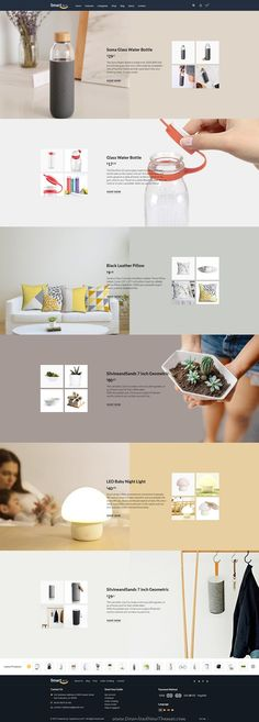 Smartbuy is clean and modern design PSD theme for stunning #onlinestore eCommerce website with 10 niche homepage #layouts and 25 layered PSD pages to live preview & download click on Visit #psdtemplates