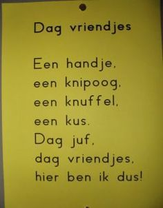 pinterest knutselen begin schooljaar peuters - Google zoeken First Day School, Back 2 School, Dutch Quotes, School 2017, School Themes, Preschool Kindergarten, Kids Songs, Stories For Kids, Love My Job