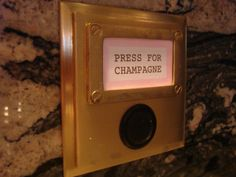press the button. Bob Bob Ricard, Birthday Greetings Friend, Press The Button, A Perfect Day, Brain Food, Yummy Drinks, Champagne, Eat, Happy Things