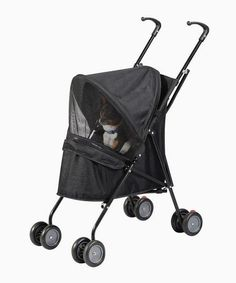 37.5'' Deluxe Pet Stroller by Etna Products #zulily #zulilyfinds