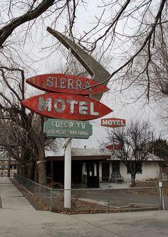 Sierra Motel by skipmoore, via Flickr