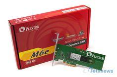 성능의 한계를 뛰어넘다! 플렉스터 M6e 시리즈 SSD 256GB