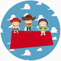 Tudo Festas: Kit Toy Story