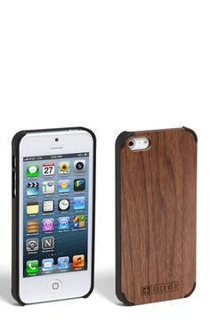 Recover Walnut iPhone 5 Case | Nordstrom