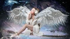 El reposo de un Ángel Daenerys Targaryen, Game Of Thrones Characters, Photoshop, Fictional Characters, Winged Horse
