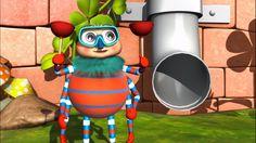 Itsy Bitsy Spider | Nursery Rhymes by LittleBabyBum