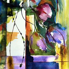 Véronique Piaser-Moyen (©2013 piasermoyen.com) Aquarelle originale sur papier 300 G
