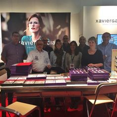 All together and very happy we say: See you next year Opti Munich: We ❤️You. #XavierGarcia #Barcelona #eyewear #design #Opti #optimunich #munich #barcelona #bcn #inlove #glasses #sunglasses #fashionista #igers #healthyview #eyes #optimunich2016 #l4l #tagsforlikes