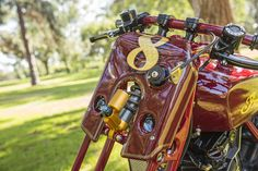 """RSD Scout"" Indian Scout 2014 by Roland Sands Design 