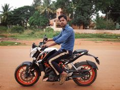 AUTO GARAGE & ENGINEERING MECHANICS: KTM DUKE 390 First Ride Impressions