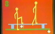 Csoportfoglalkozási formák a testnevelés órán  : Gyakorlóállomások / forg.könyv Dán Józsefné. - Szombathely : Berzsenyi Dániel Tanárképző Főiskola Videostúdió, 1984