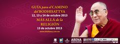 The #DalaiLamaMX in Mexico