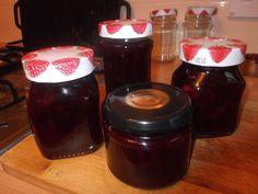 *easy plum jam