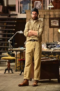 This Old Stomping Ground, bill-kelso-mfg: #heritage #menstyle