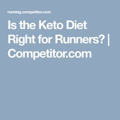 Expert advice for all runners dedicated to achieving their best. Brain Food, Training Plan, Runners, Keto, Nutrition, How To Plan, Hallways, Impala, Runner Rugs