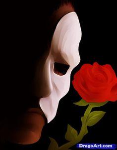 How to Draw The Phantom, Phantom of the Opera