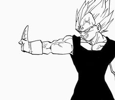 Majin Vegeta | You all will die