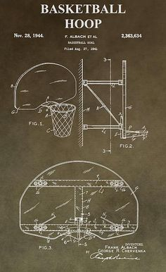 Basketball Hoop on Pinterest | Basketball Backboard, Basketball ...