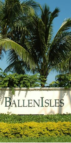 BALLENISLES is a luxury home community in the fabulous area of Palm Beach Gardens. The homes and the community are amazing and offer the best in south Florida lifestyle and leisure. #ballenisles