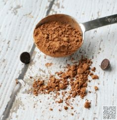 7. #Unsweetened Cocoa #Powder - 9 Fabulous Low Carb #Baking Substitutions for the #Healthy Baker ... → Food #Flour