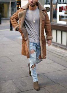 Amazing Rugged Mens Fashion Ideas03