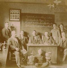Hanke Brewing Academy  epic vintage Cabinet by BallyDingRevue, $34.00