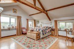 lovely light bedroom