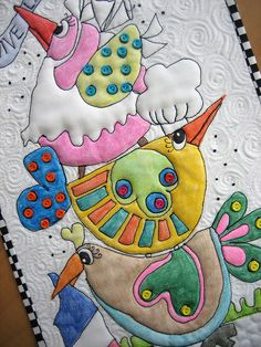 Details by mamacjt, via Flickr - she is SOOO good at this!!